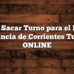 Cómo Sacar Turno para el Banco Provincia de Corrientes  Turnos ONLINE