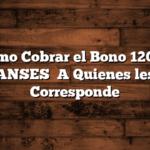 Como Cobrar el Bono 12000 ANSES   A Quienes les Corresponde