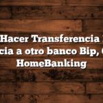 Como Hacer Transferencia Banco Provincia a otro banco  Bip, Cajero, HomeBanking