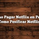 Como Pagar Netflix en Pesos   Como Pesificar Netflix