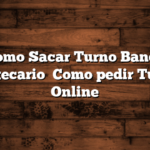 Como Sacar Turno Banco Hipotecario   Como pedir Turnos Online