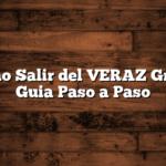 Como Salir del VERAZ Gratis   Guia Paso a Paso