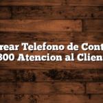Procrear Telefono de Contacto 0800 Atencion al Cliente